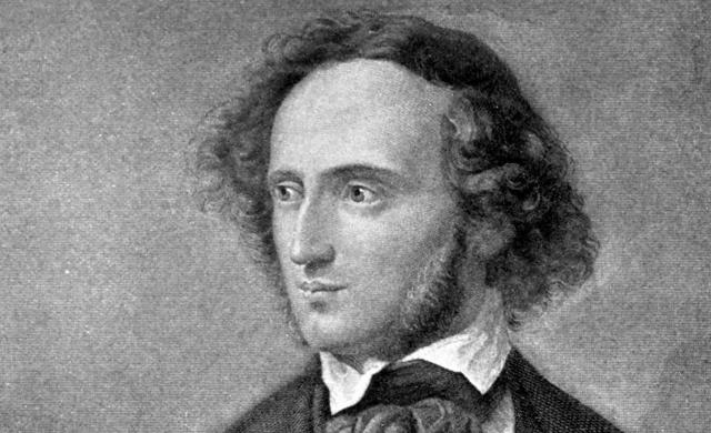 Felix Mendelssohn (imagem: Acervo)