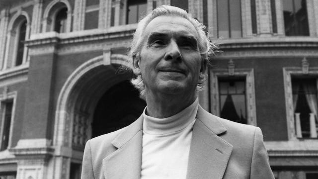 Rudolf Kempe (imagem: acervo BBC)