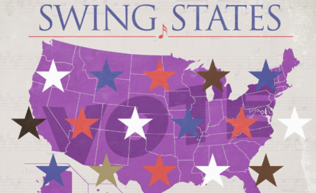 Swing States: Harmony in the Battleground