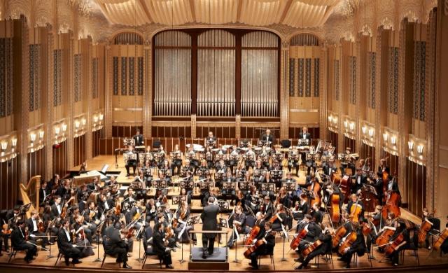 Orquestra de Cleveland (imagem: divulgação)