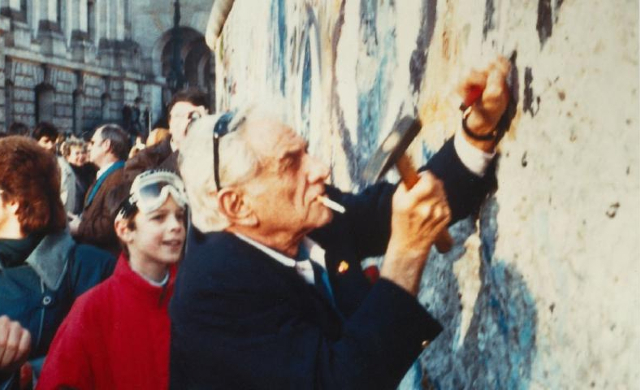 Leonard Bernstein (imagem: Andreas Meyer-Schwickerath)