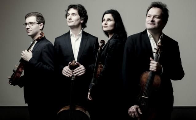 Quarteto Belcea (imagem: Marco Borggreve)