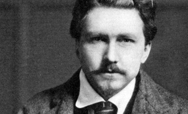 Ezra Pound (Reprodução)