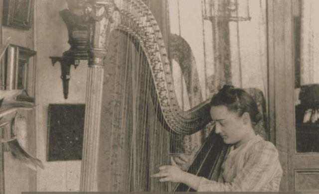 Henriette Renié (imagem:reprodução)