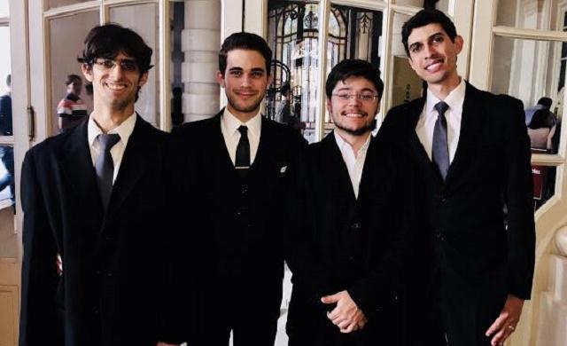 1610 - cirley quarteto drummond