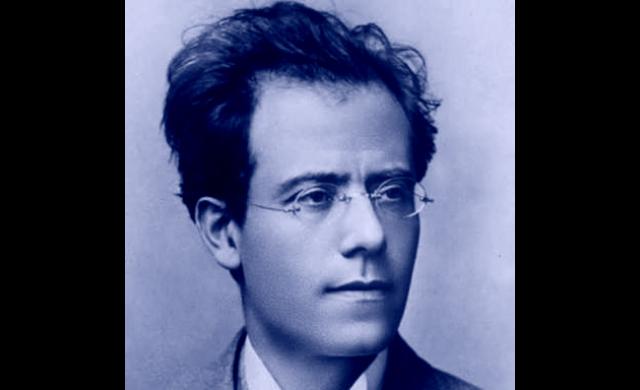 Gustav Mahler Azul