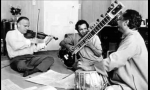 Ravi Shankar, Yehudi Menuhin, Alla Rahka