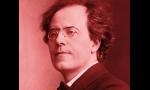 Gustav Mahler vermelho