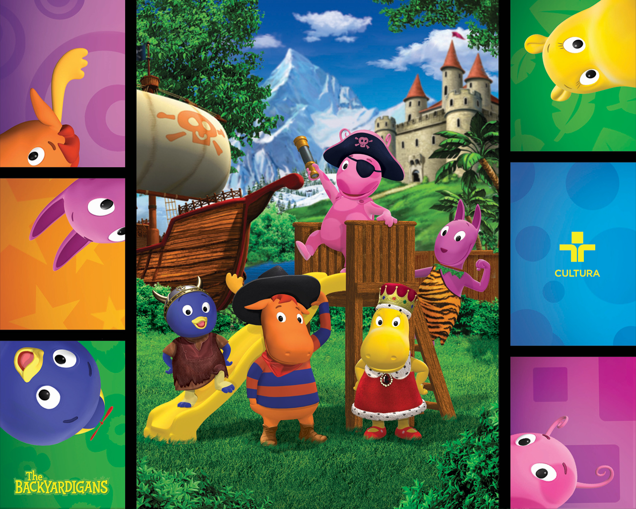 backyardigans wallpaper 1 quintal da cultura cmais o portal de