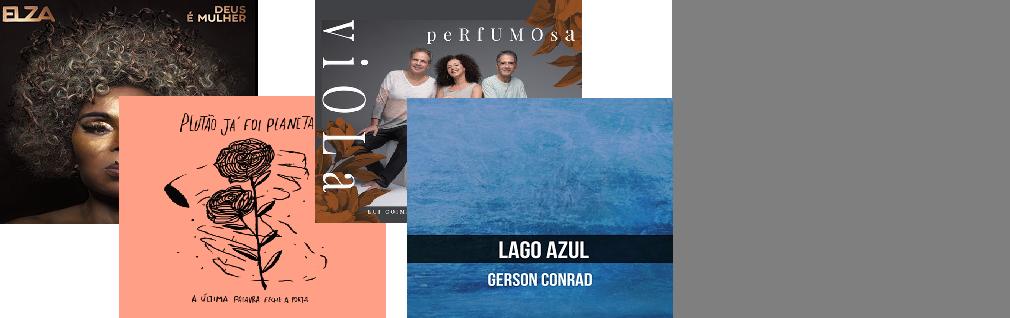 Elza Soares, Gerson Conrad, Trio Viola Perfumosa e Plutão já foi Planeta