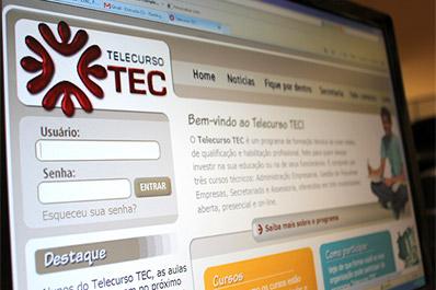 Inscrições abertas para o Exame Presencial do Programa Telecurso TEC – Modalidade Aberta