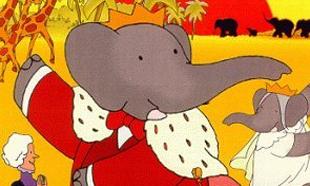Babar, o Rei dos Elefantes