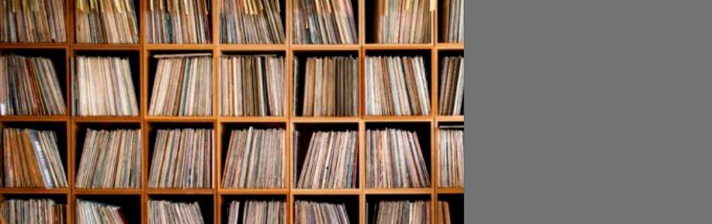 Edição especial - álbuns prediletos