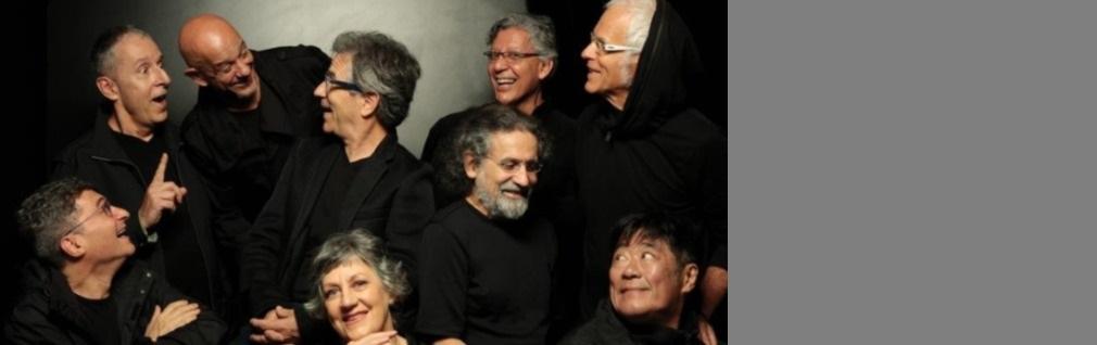 Grupo Rumo em novo disco