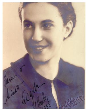 Oneyda Alvarenga