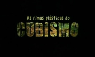 As Rimas Plásticas do Cubismo
