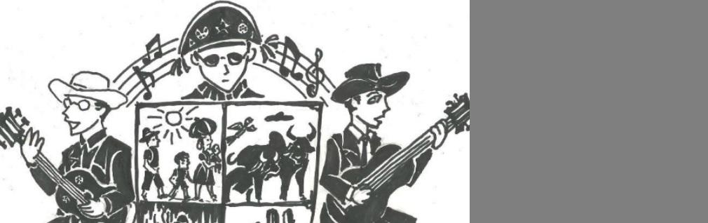 Ritmo dos cantadores e cordelistas, o Martelo Agalopado abre o programa