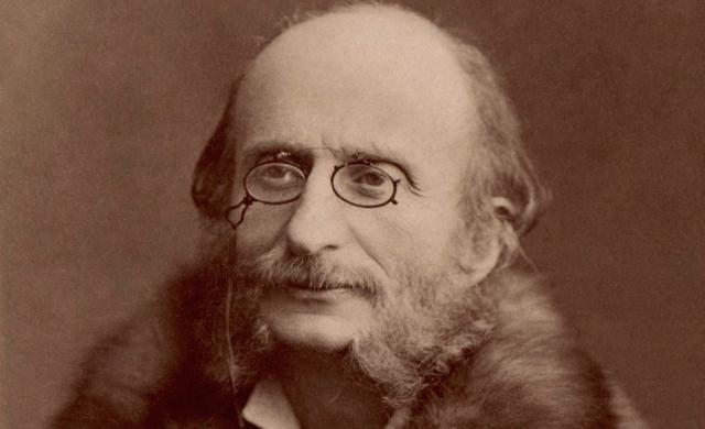 Compositor do mês: Offenbach