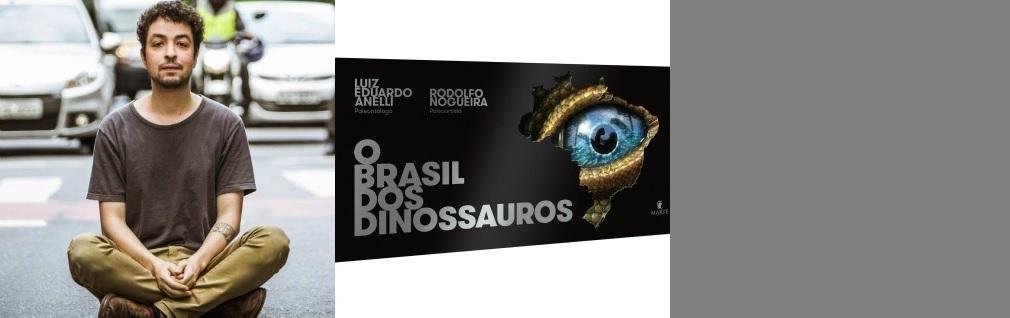 Show de Cícero e Livro sobre Dinossauros no Brasil