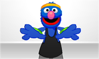 Ginástica do Grover