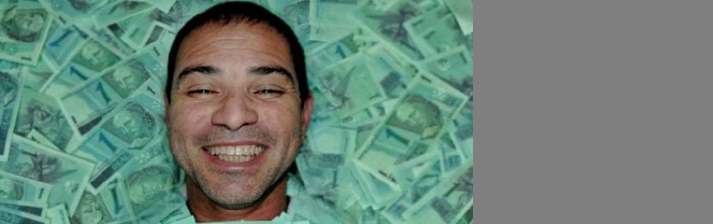 Na lojinha de 1 real eu me sinto milionário – Paulo Padilha