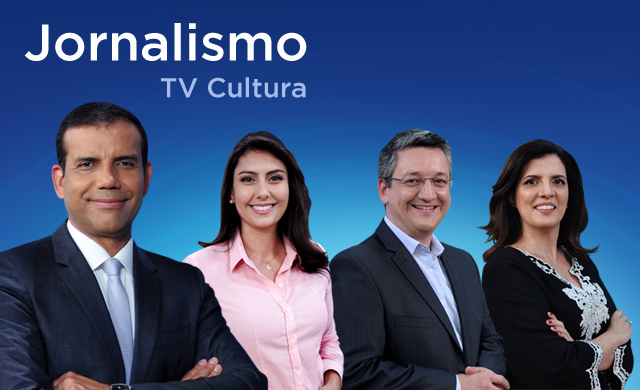 Jornalismo da TV Cultura no Facebook