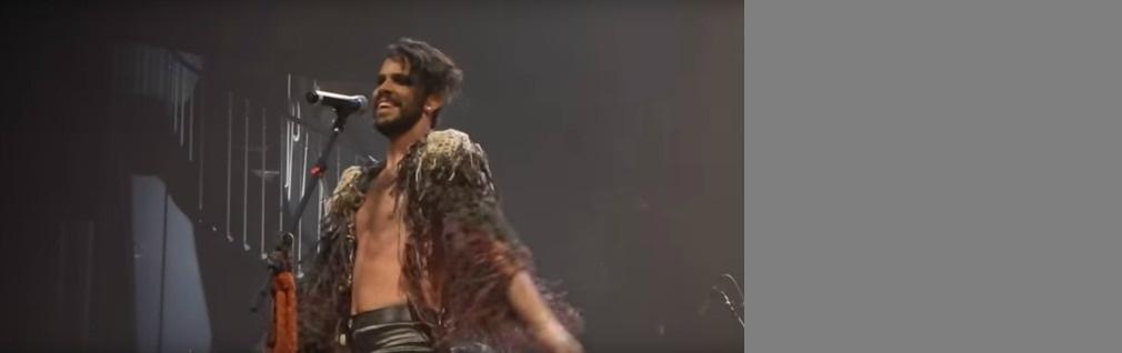 Almério mostra seu som agreste e contemporâneo em Desempena.