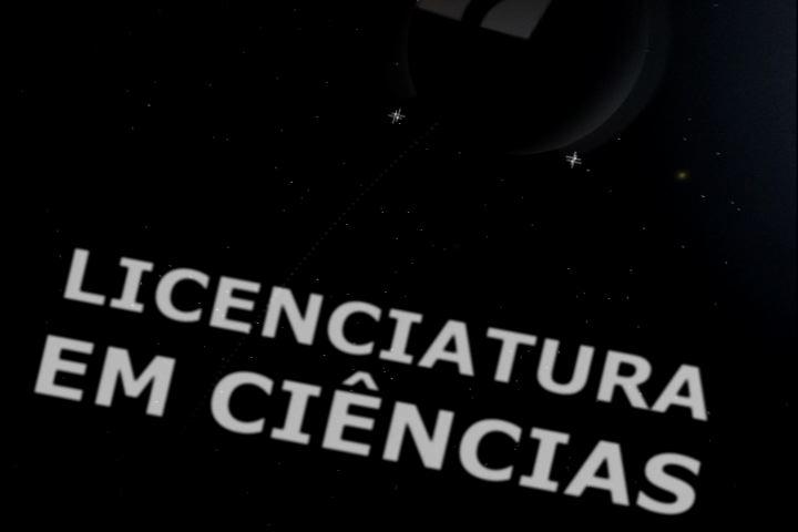 Licenciatura em Ciências