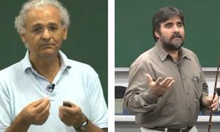 Wilson Teixeira e Paulo Boggiani