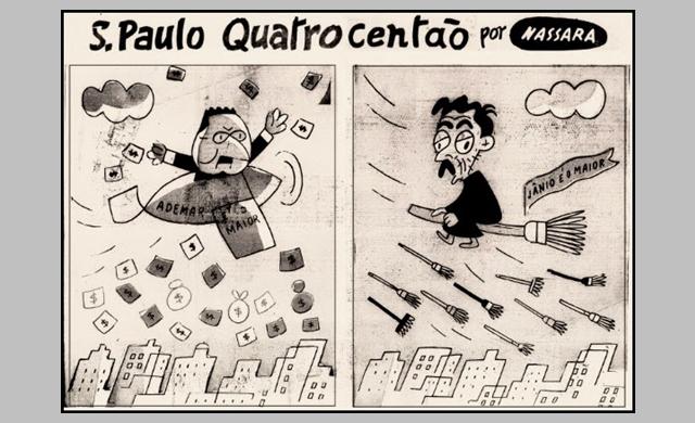 Lembranças de São Paulo