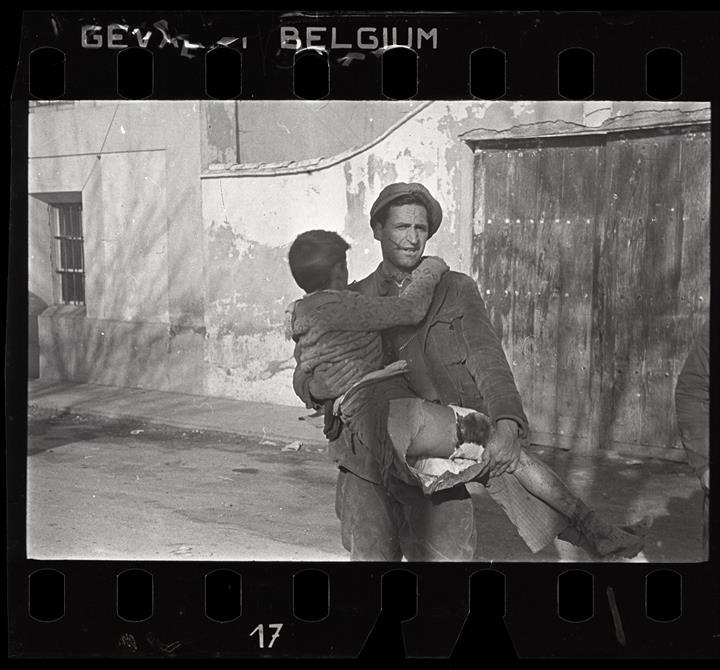 A Guerra Civil Espanhola no olhar de mestres do fotojornalismo