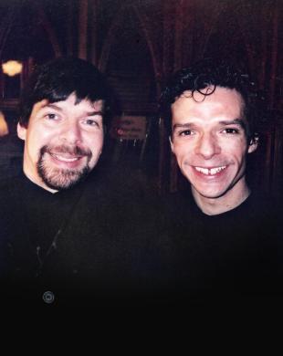 Sidney Molina e Sérgio Molina
