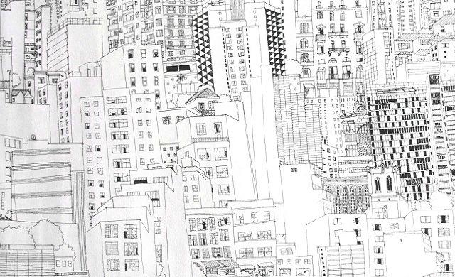 Juliana Russo lança livro com ilustrações da cidade de São Paulo
