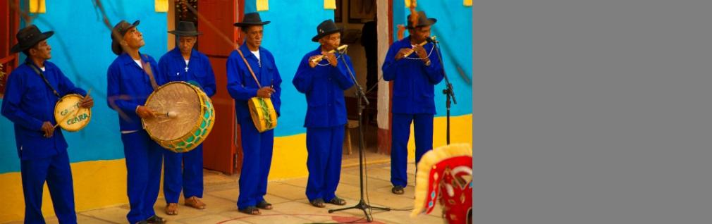A Banda Cabaçal dos Irmãos Aniceto é um dos destaques desta edição