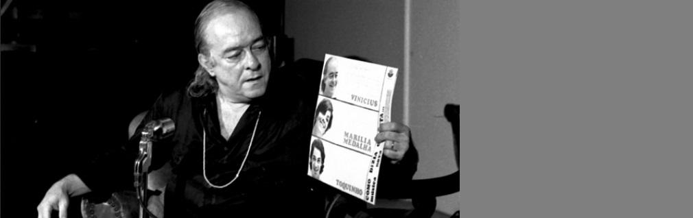 Vinicius de Moraes, 105 anos