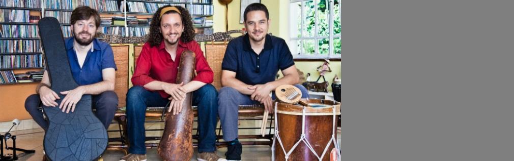 Ricardo Herz Trio lança disco com show em SP