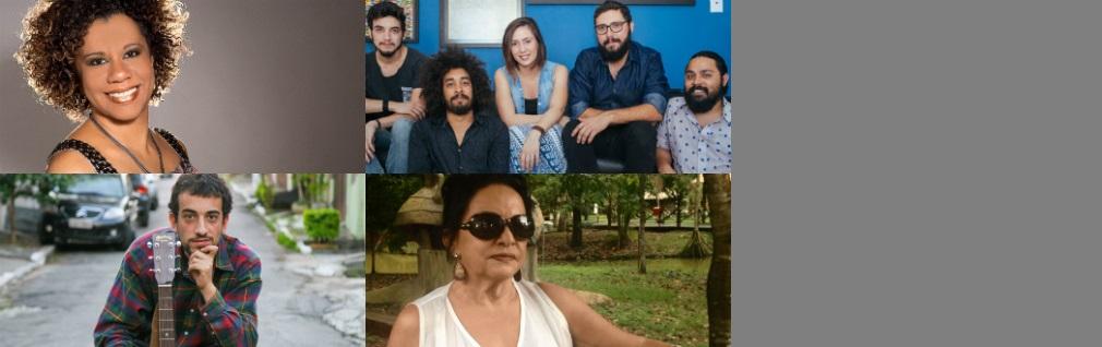 Ana Costa, Montauk, Tonico Reis e Oneide Bastos