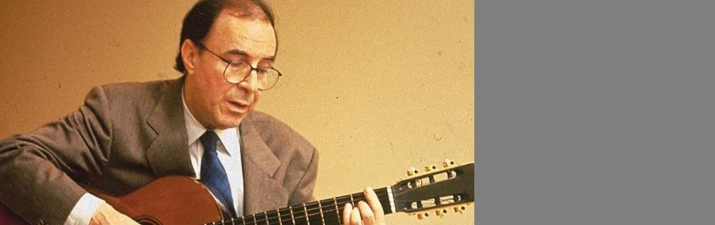 Música e histórias num tributo a João Gilberto