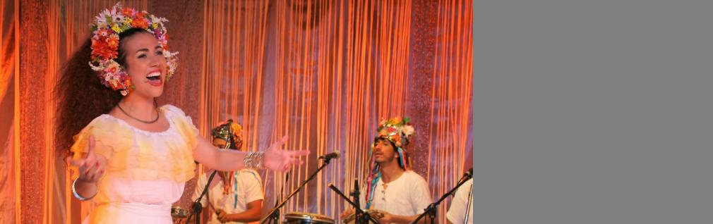 Clara Nunes é tema de musical em SP