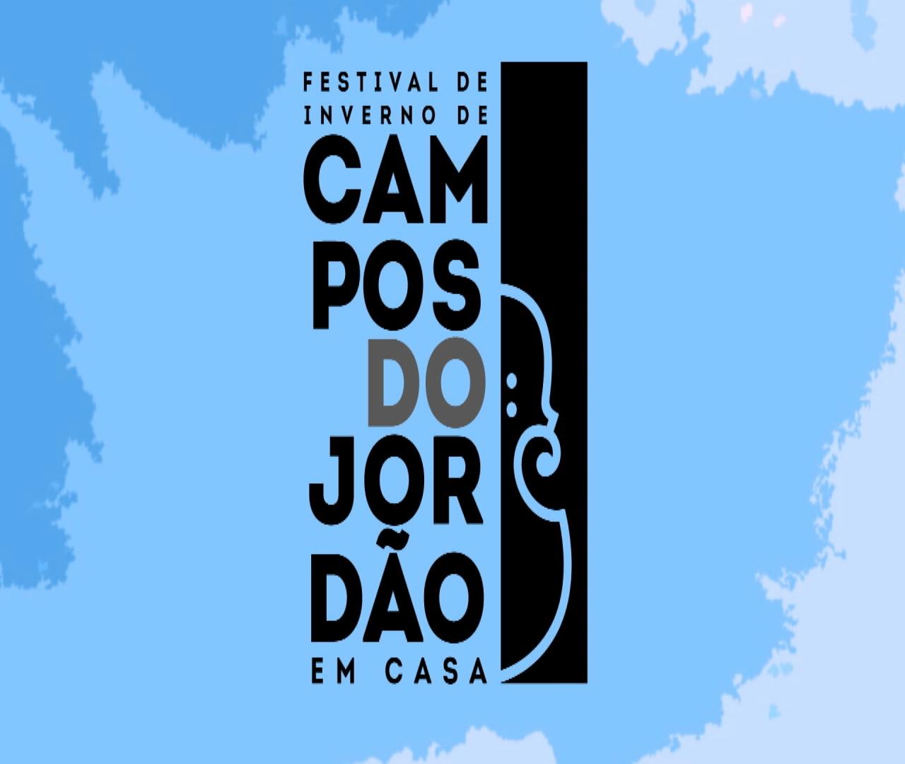Festival de Inverno de Campos do Jordão Em Casa