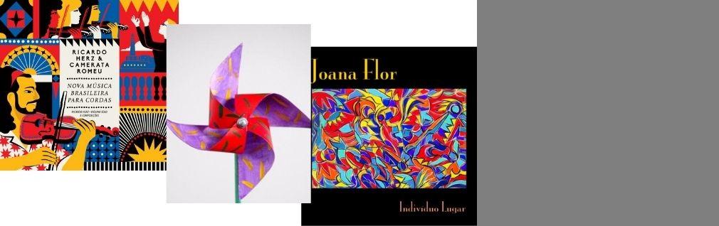 Ricardo Herz, Joana Flor e Troféu Cata-Vento 2019