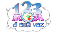 1,2,3 Agora  Sua Vez