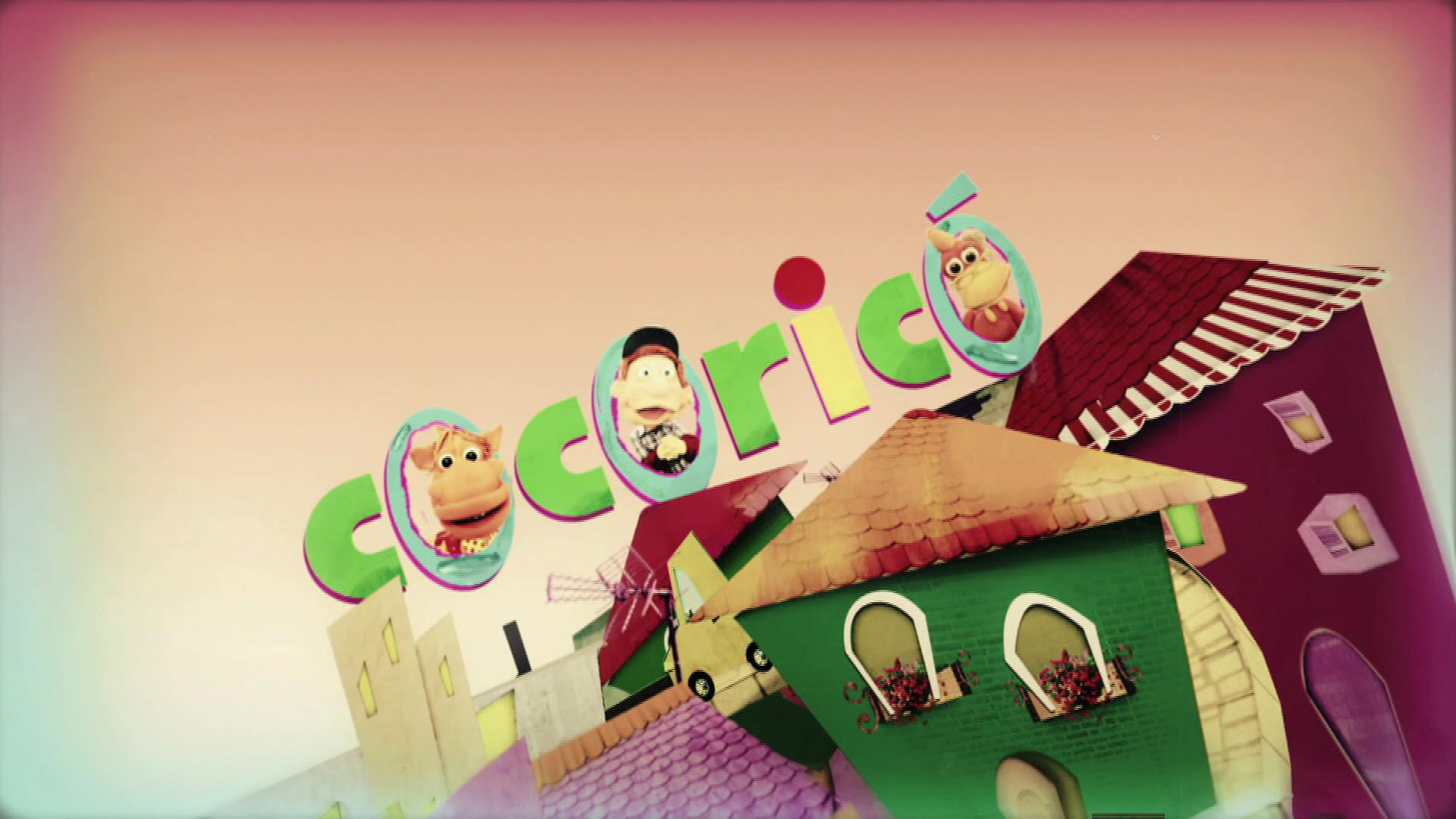 Cocoricó na Cidade (Remasterizado)